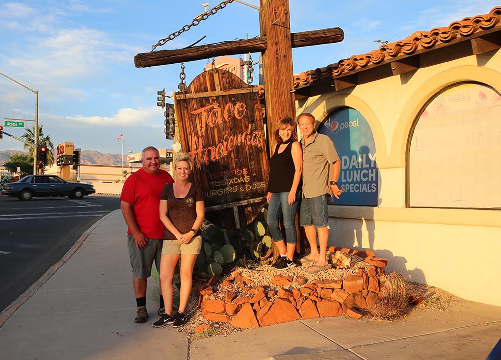 From Tires To Tacos: Lake Havasu City Says Goodbye To Taco Hacienda
