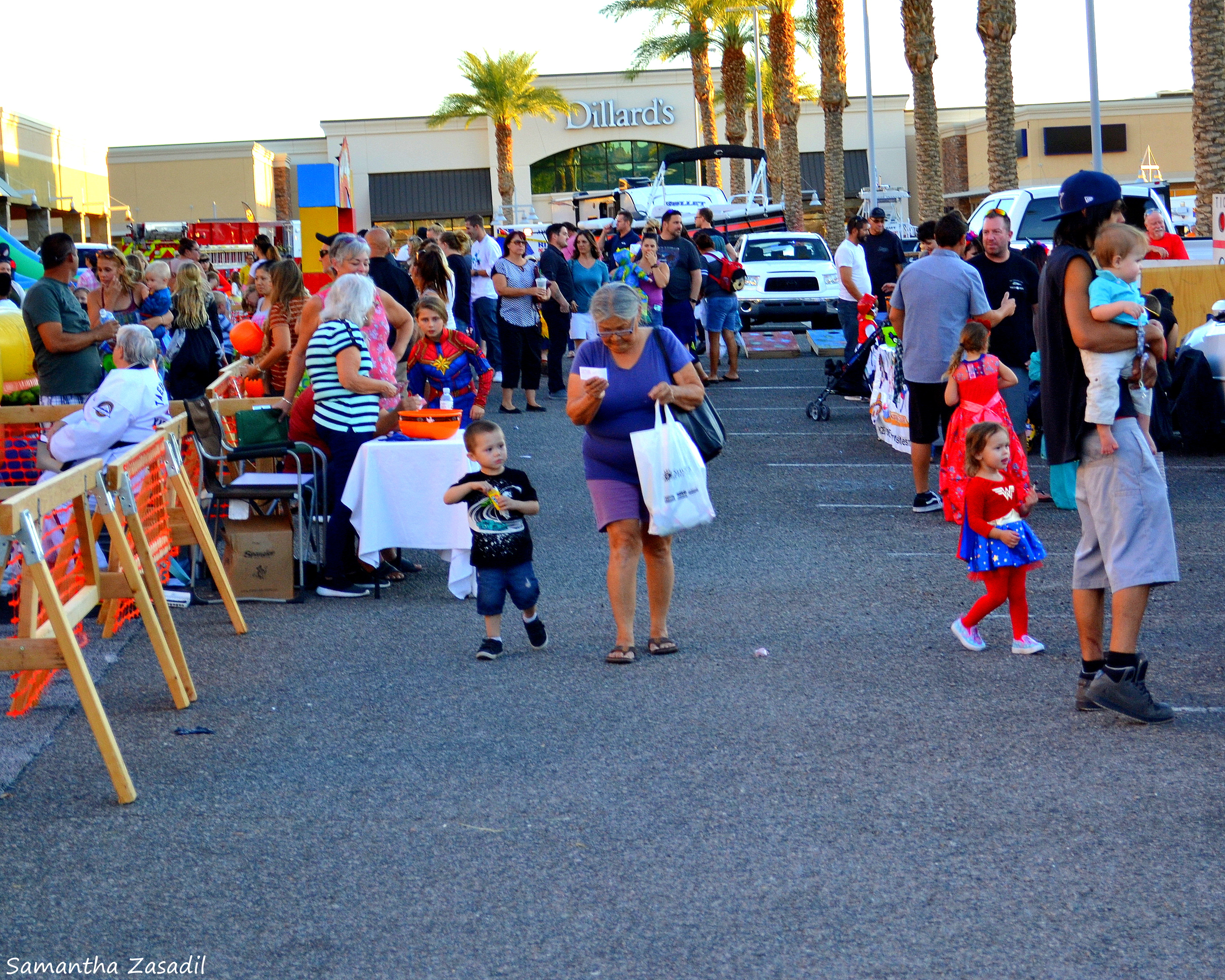 The Shops At Lake Havasu Hosted Halloween Event