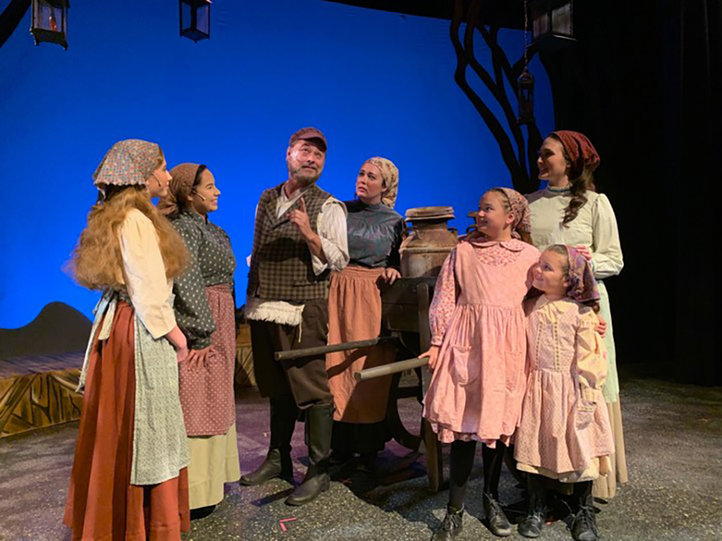 'Fiddler On The Roof' Opens At Grace Arts Live