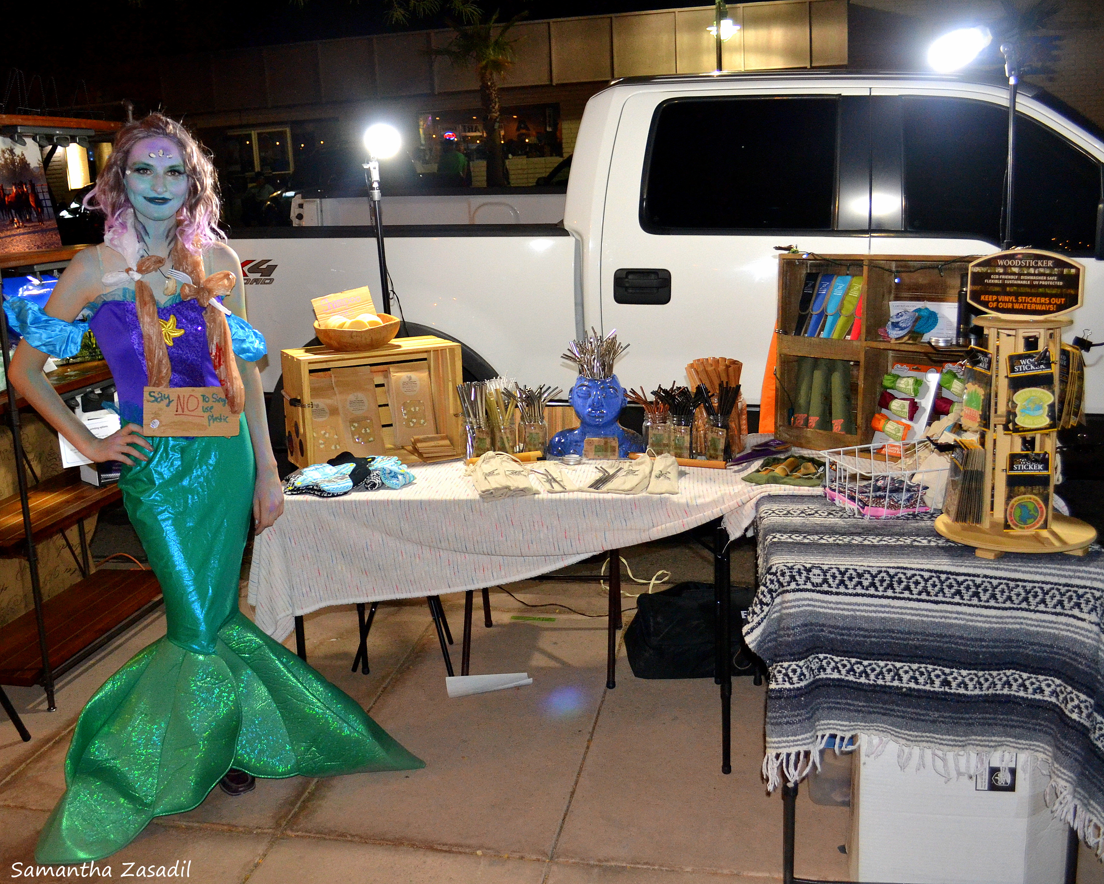 A Haunting Good Time During First Friday Monster Mash Bash