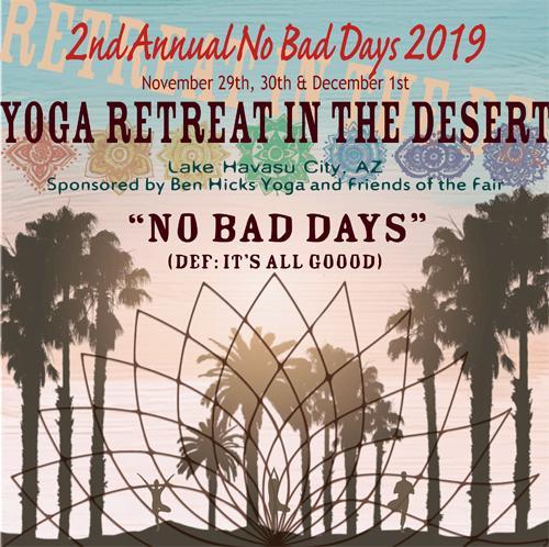 No Bad Days Yoga Retreat
