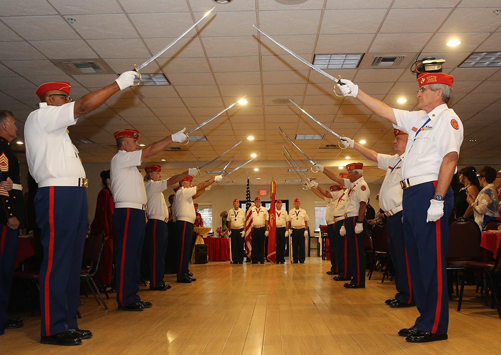 2019 Marine Corps Ball