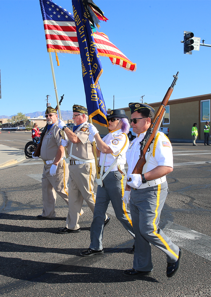 Lake Havasu Veterans Day