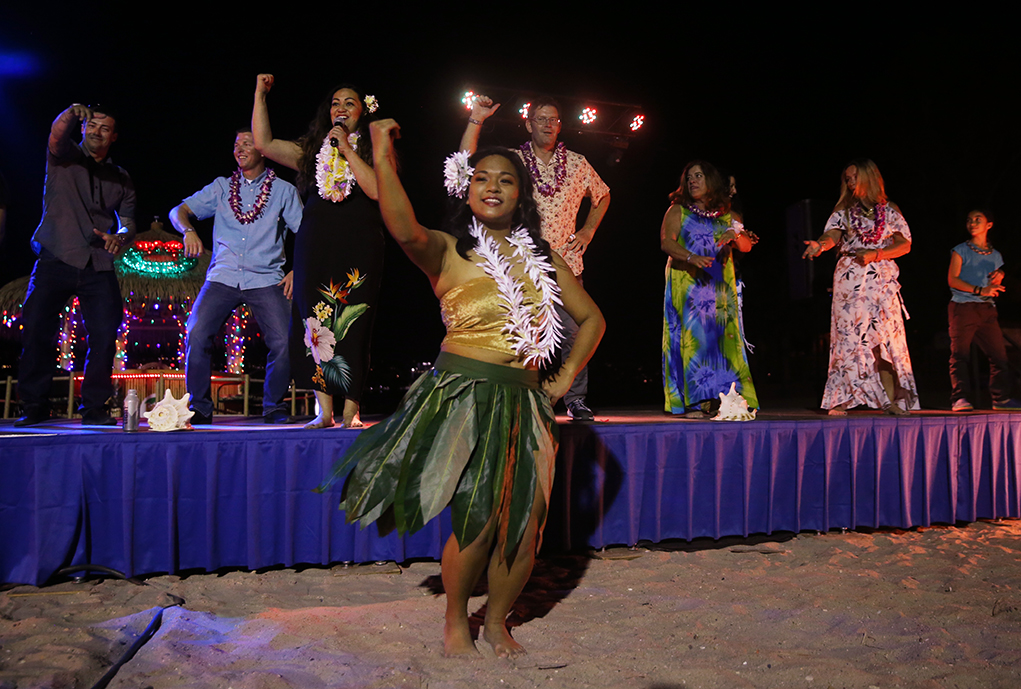 Luau Raises More Than $20,000 For River Cities United Way