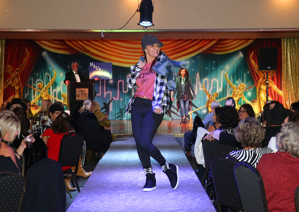 On The Catwalk For A Cure