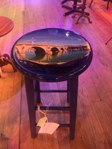 barstool auction