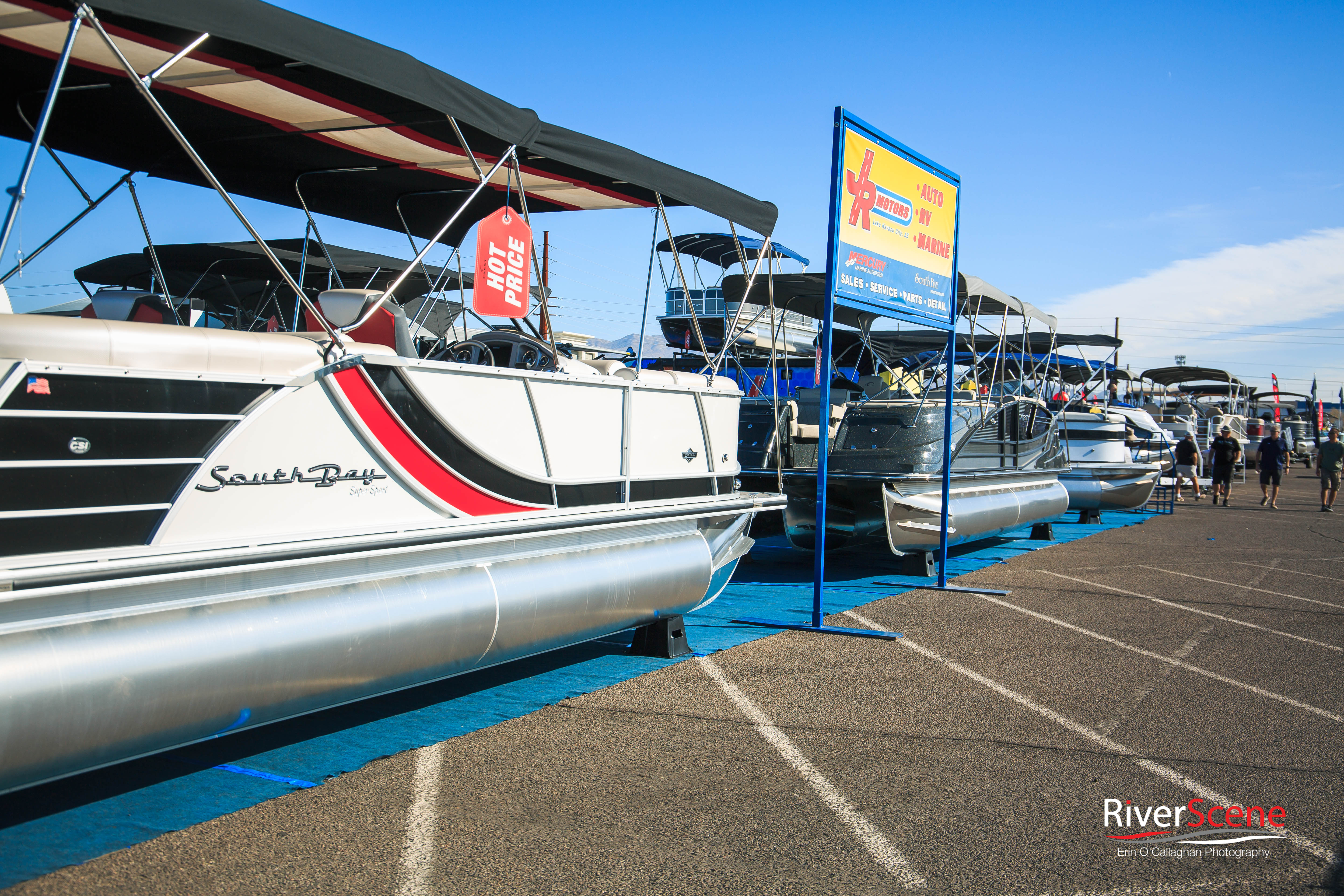 Sand, Water And RV Expo Offered Possibilities For Fun