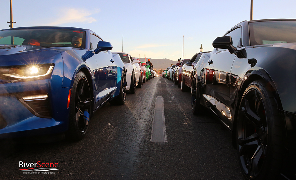 Celebrating All Things Camaro Saturday