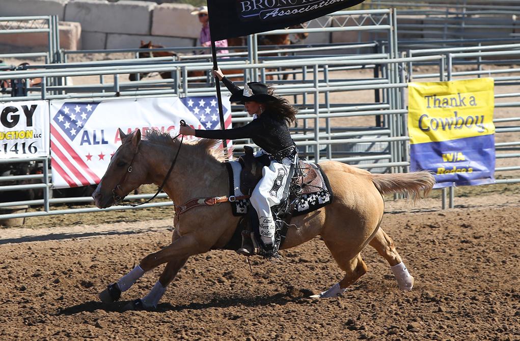 Rodeo Queens Reign Over Delbert Days