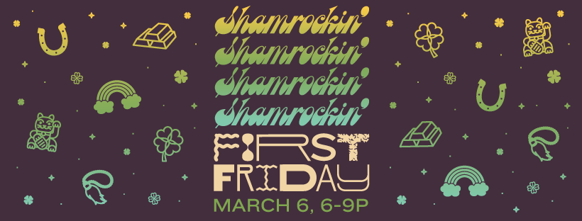 First Friday March 2020