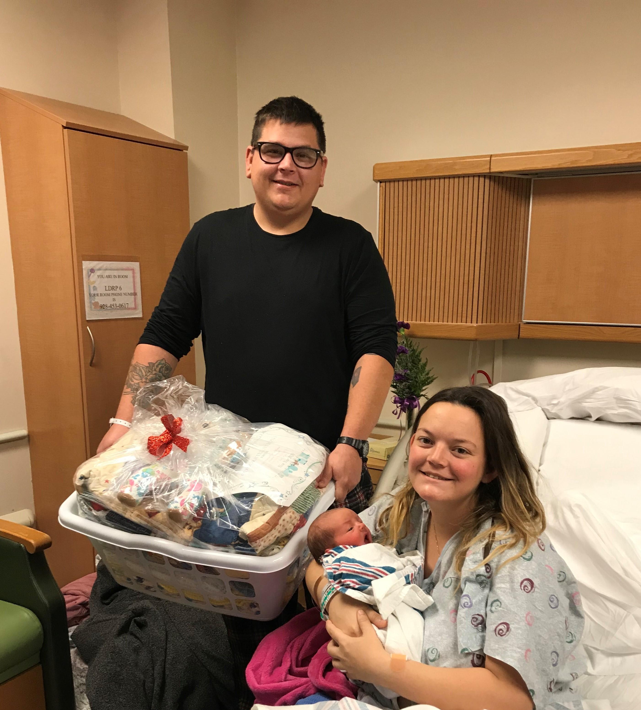 Havasu Regional Medical Center Welcomes First Baby of 2020