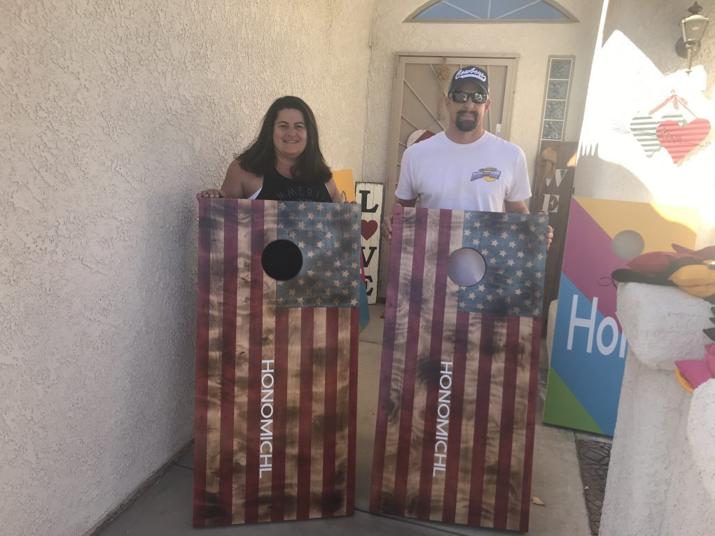 Local Couple Creates Custom Wood Working Projects For Customers, Charities And Businesses