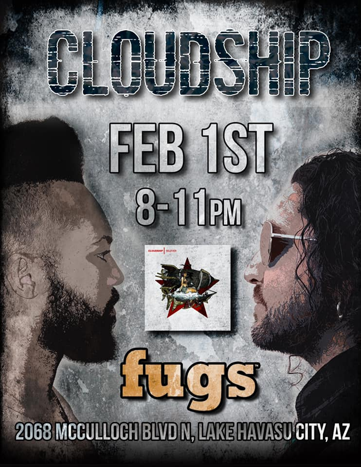 Cloudship Live at Fugs