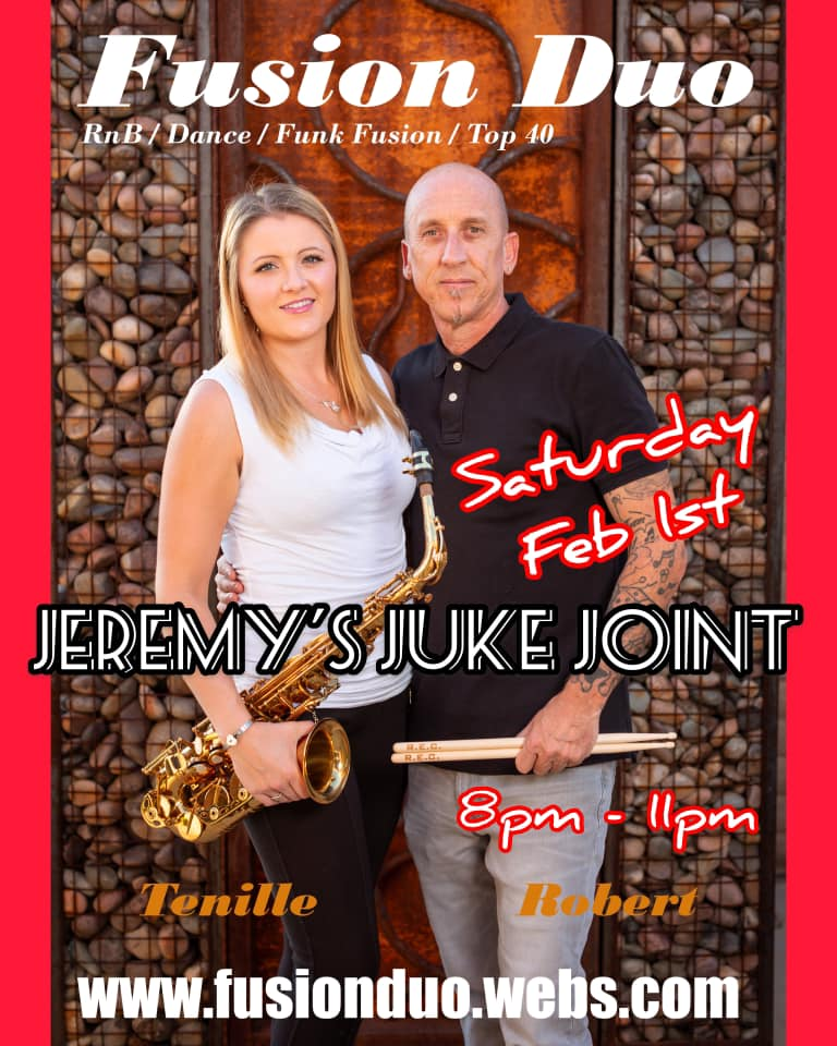 Fusion Duo Live at Jeremys Juke Joint