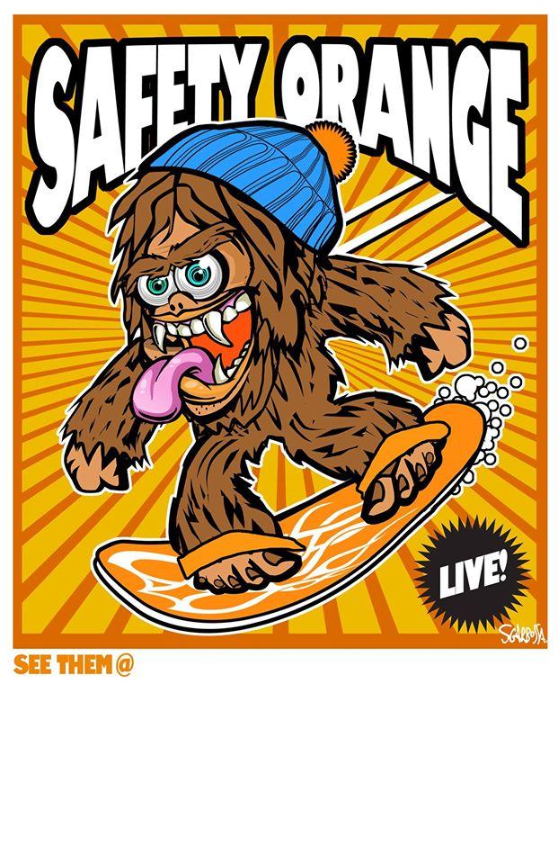 Safety Orange Live at Fugs