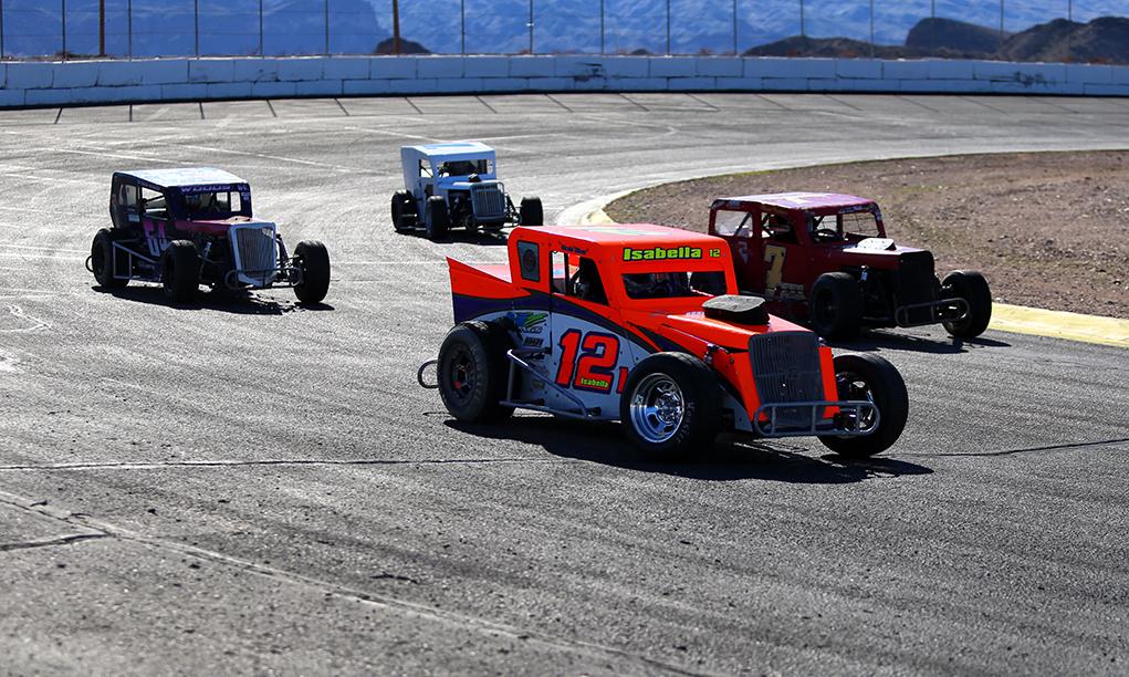 Dwarf Cars Debut At Havasu 95 Speedway