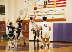 LHHS Fighting Knights varsity basketball