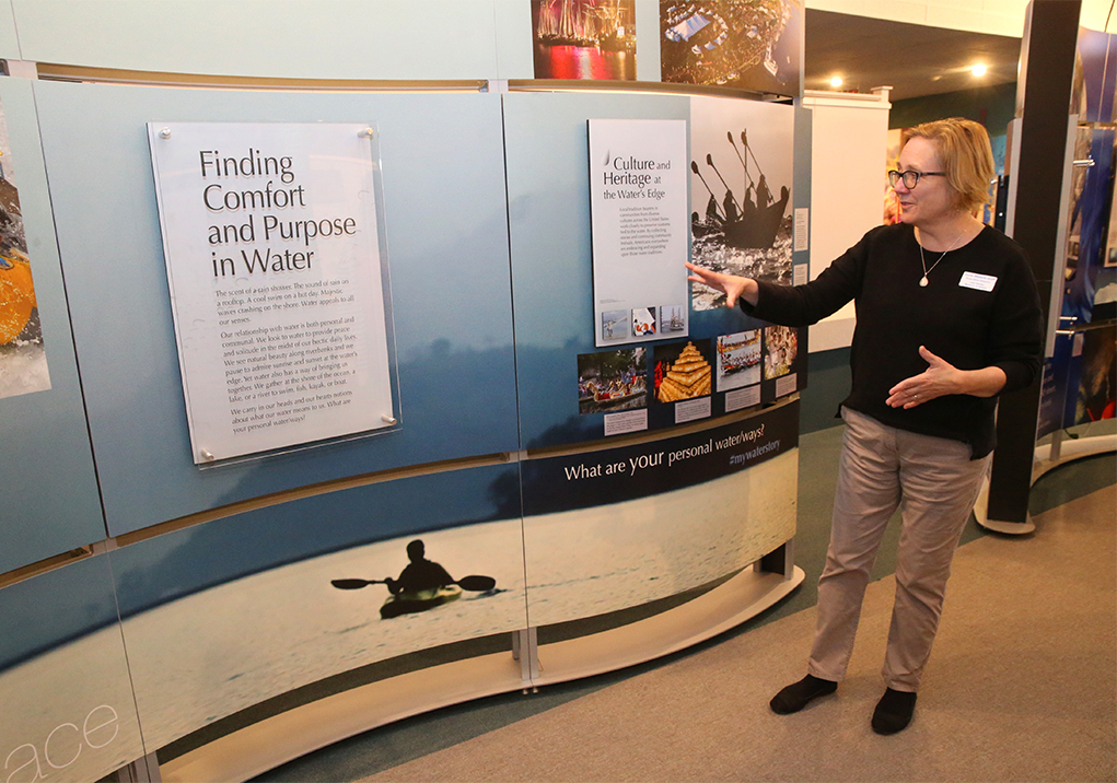 "Smithsonian Institution Exhibit ""Water/Ways"" Opens At Lake Havasu Museum Of History"