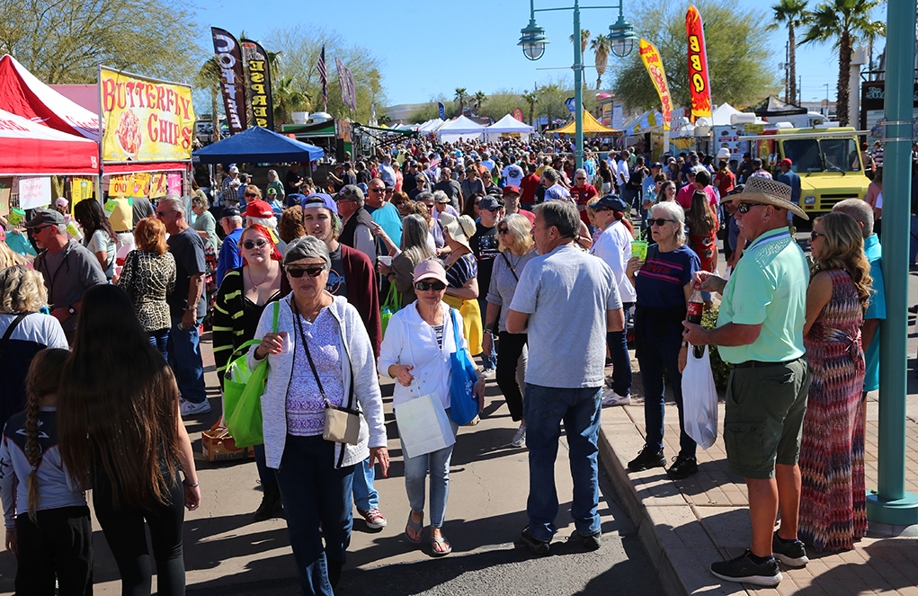 35th Annual Winterfest Is In The Books As Another Lake Havasu Chamber Success
