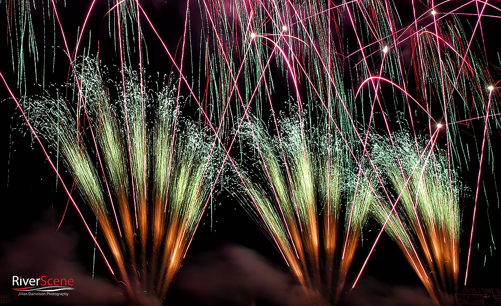 Winter Blast Weekend Lights Up The Sky In Lake Havasu City
