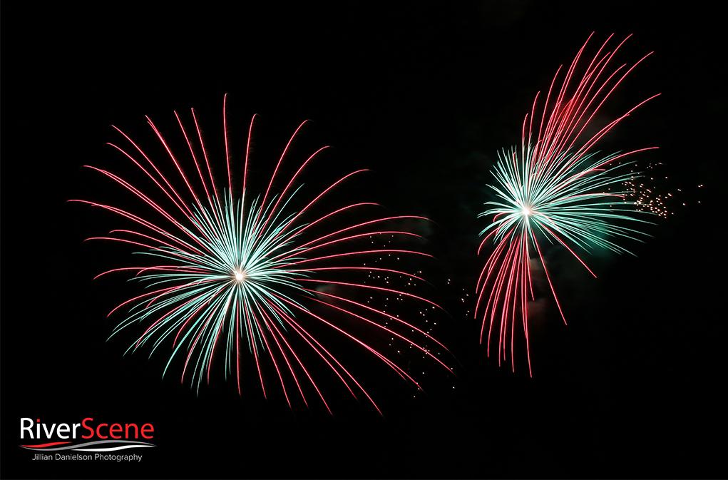 Kingman 4th of July Fireworks