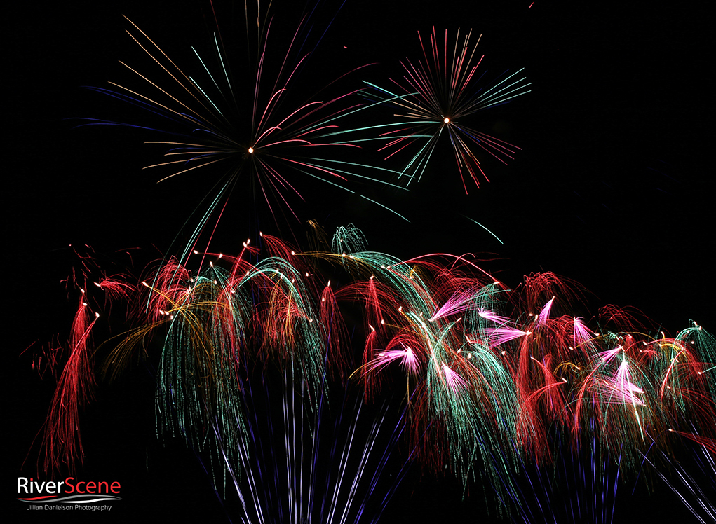 31st Annual Western Pyrotechnics Winter Blast Ends With A Bang