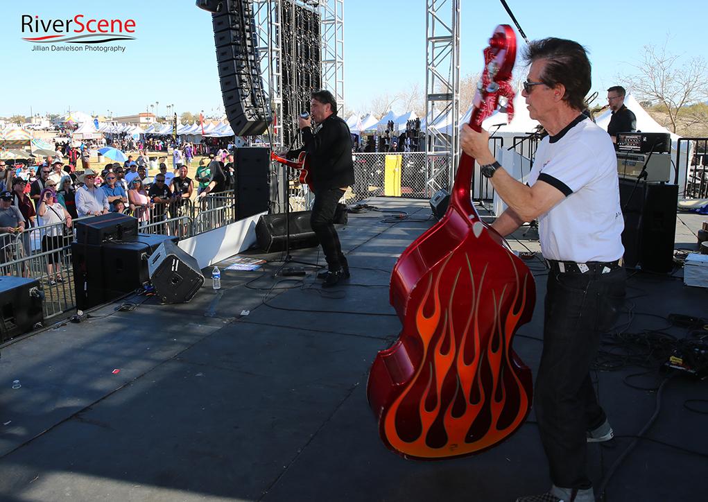 Rockabilly Reunion Chuck E Bumps