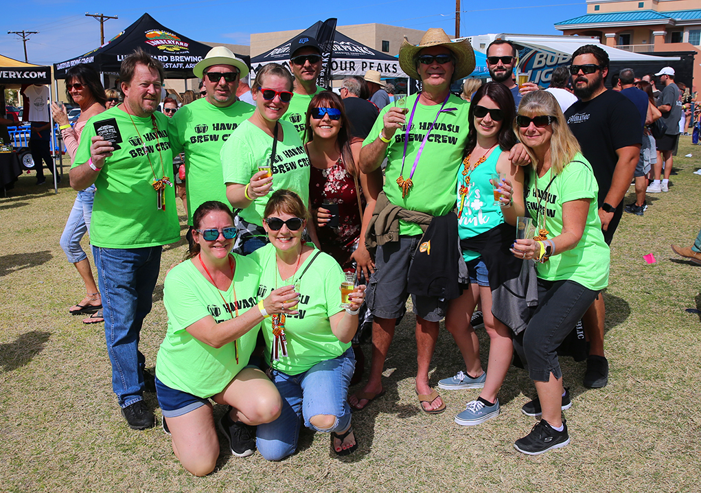 Lake Havasu 4th Annual Brews And Brats Brings Crowds To McCulloch Boulevard