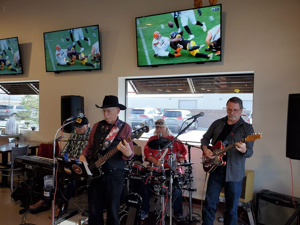 Whiskey River Band at Mudshark Public House