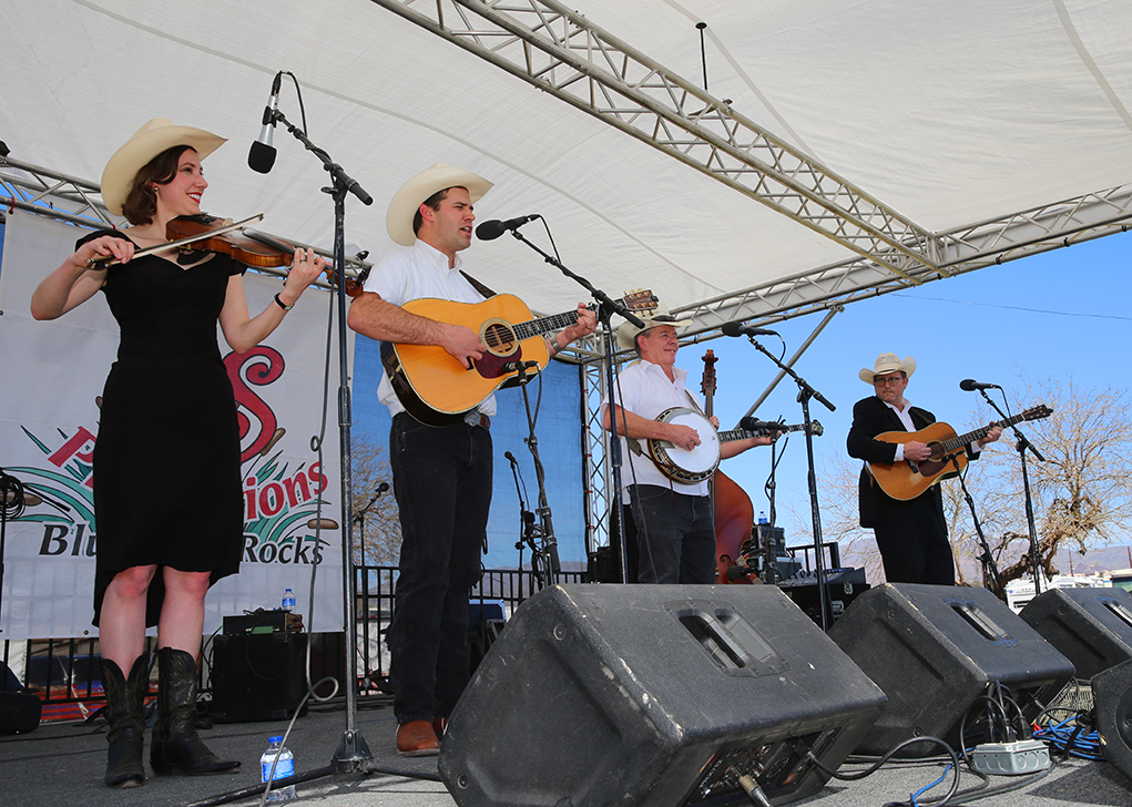 Fun and Toe-Tapping Music At Bluegrass On The Beach