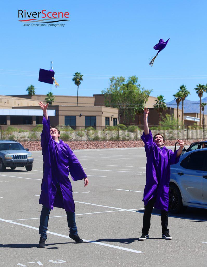 LHHS graduation 2020 Lake Havasu