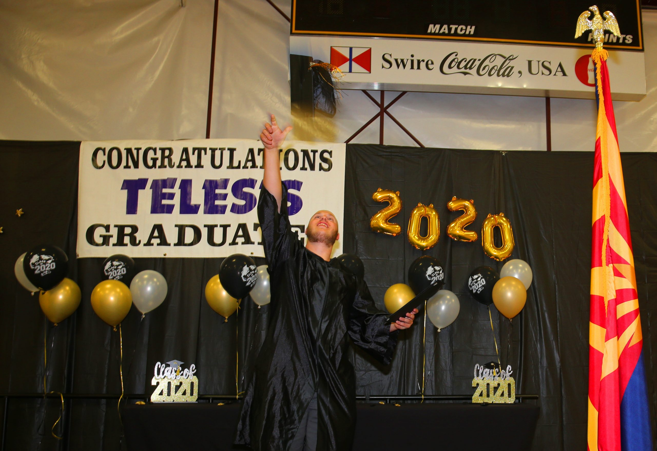 Telesis Class Of 2020 Graduation Live Streamed