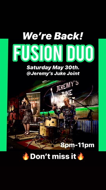 Fusion Duo Live at Jeremy's Juke Joint