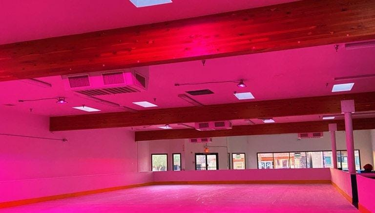 New Ice Skating Rink Opens In Former Salvation Army Building