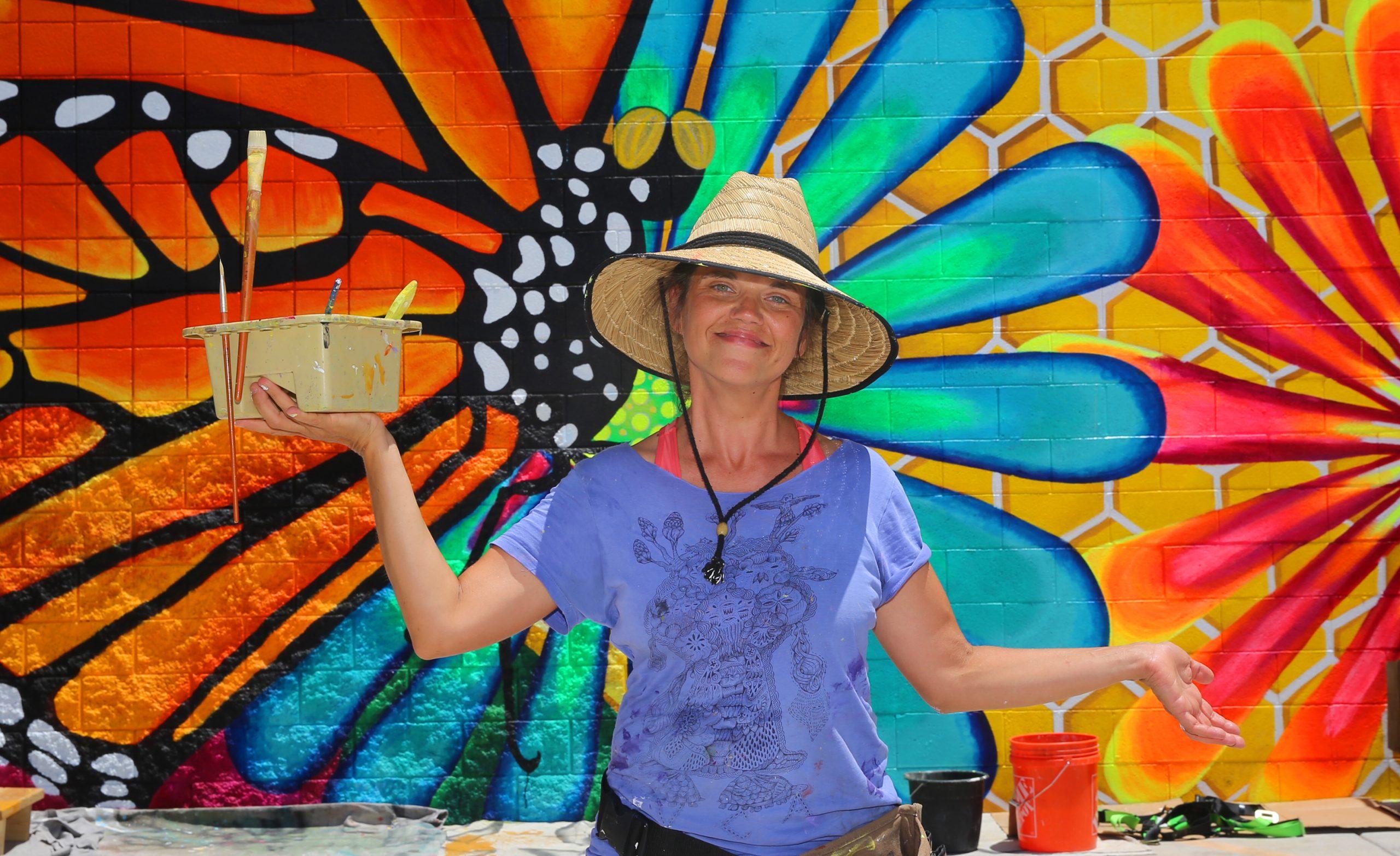 Lake Havasu Mural Artists Share Their Works And Inspirations