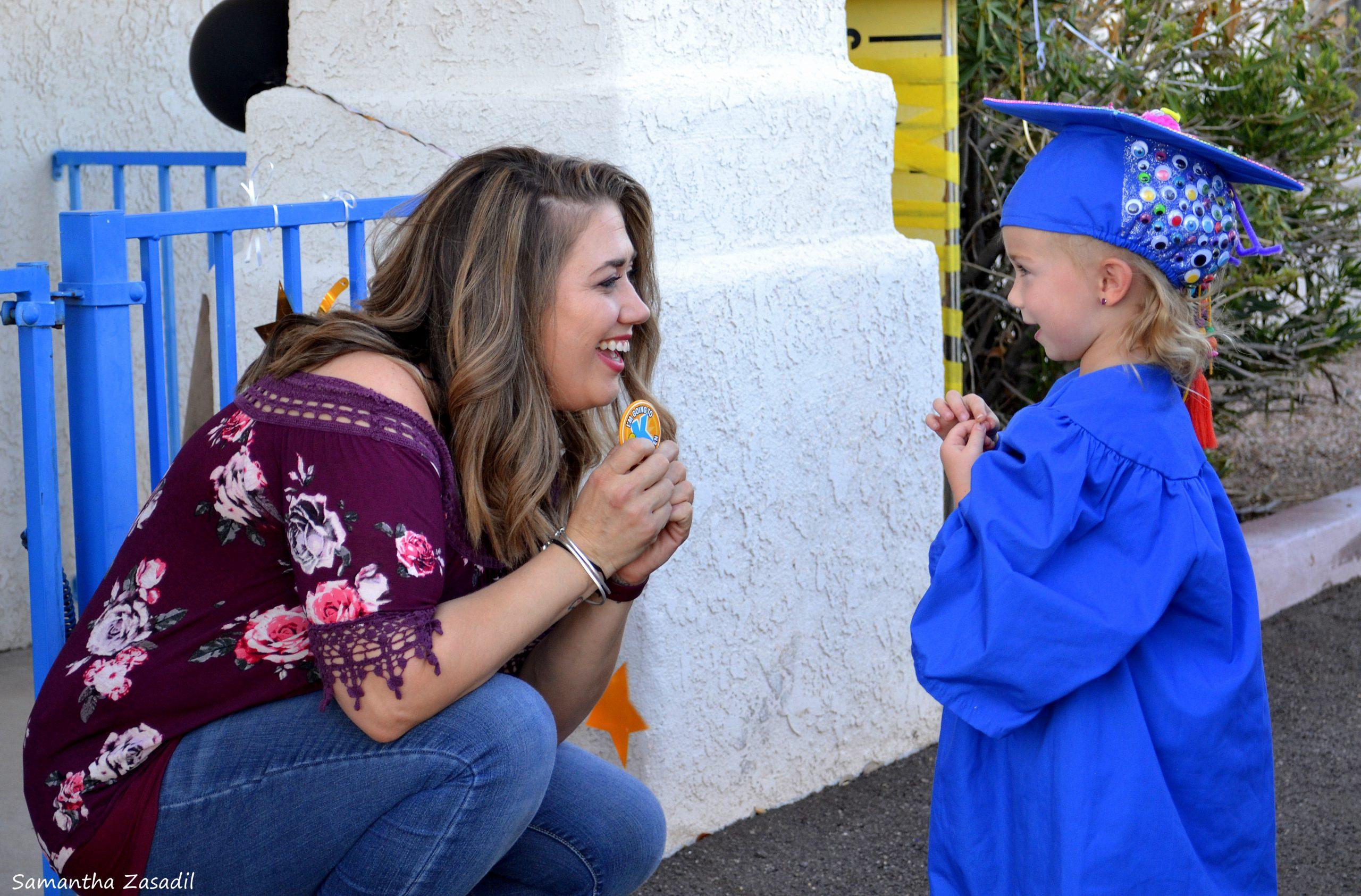 Preschooler's Graduate From New Day School