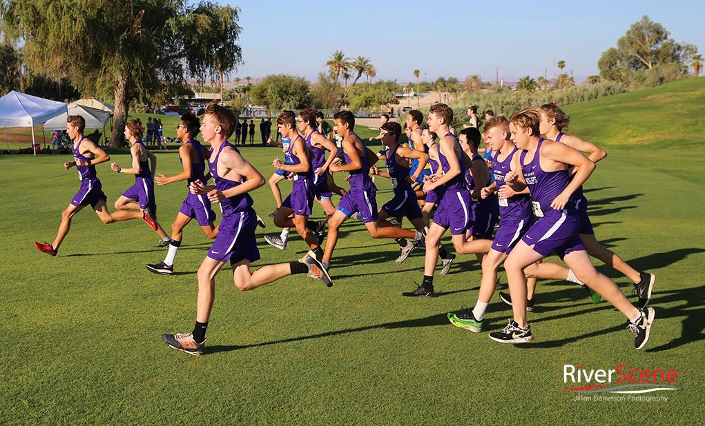Lake Havasu High School Fighting Knights Win Mark Weston Invitational