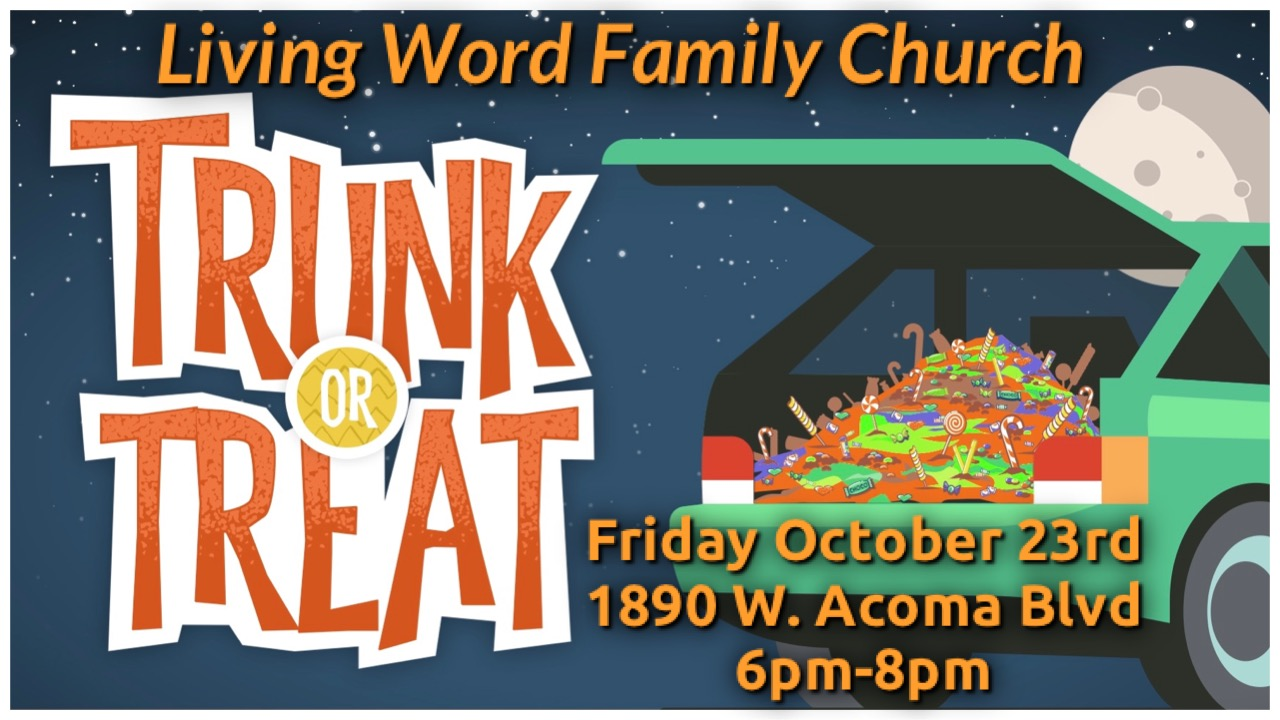 Living Word Family Church Trunk or Treat