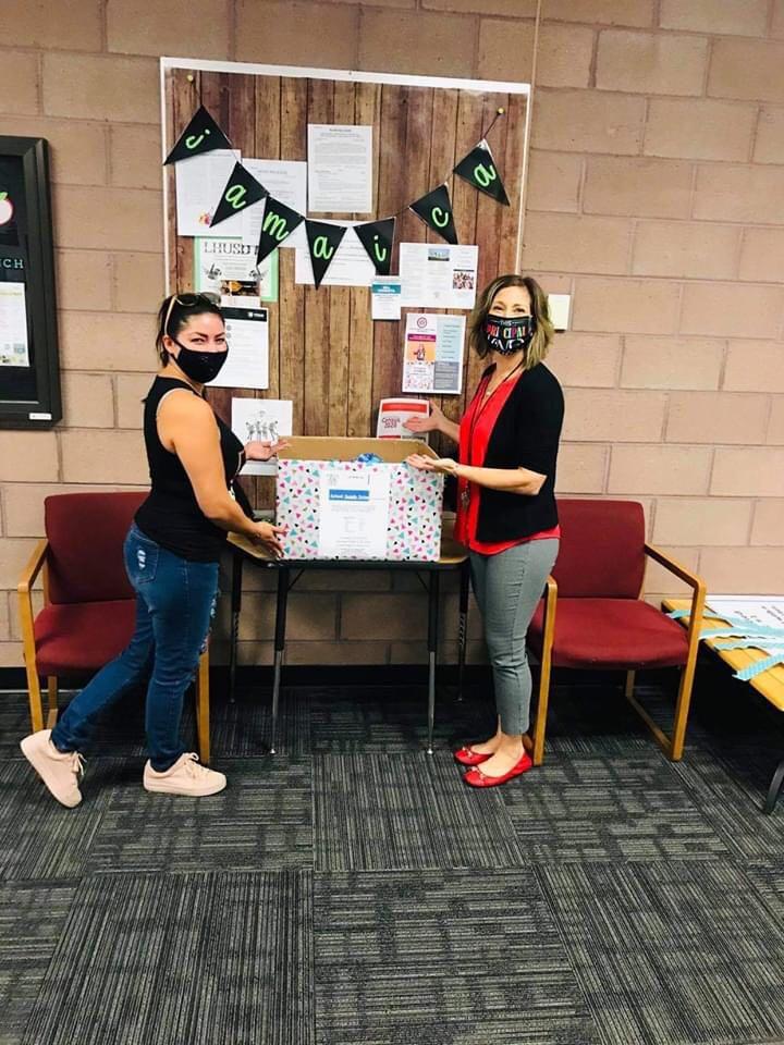 Havasu Schools Benefit From Moms Club Efforts