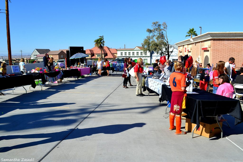 Community Youth Market