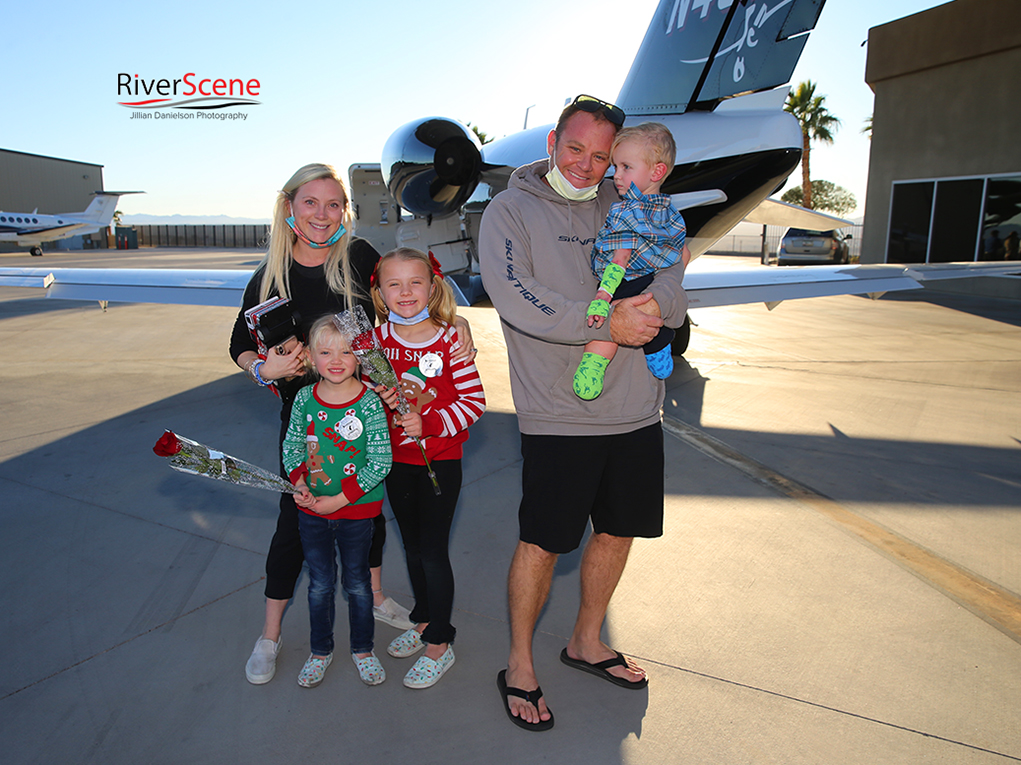 Home For The Holidays Has Special Meaning For One Havasu Family