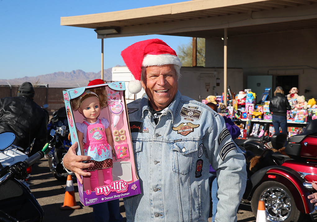 37th Annual River Riders Toy Run Shifts Gears This Year
