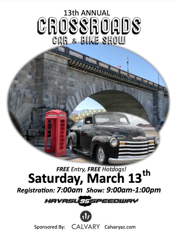 Crossroads Car Show