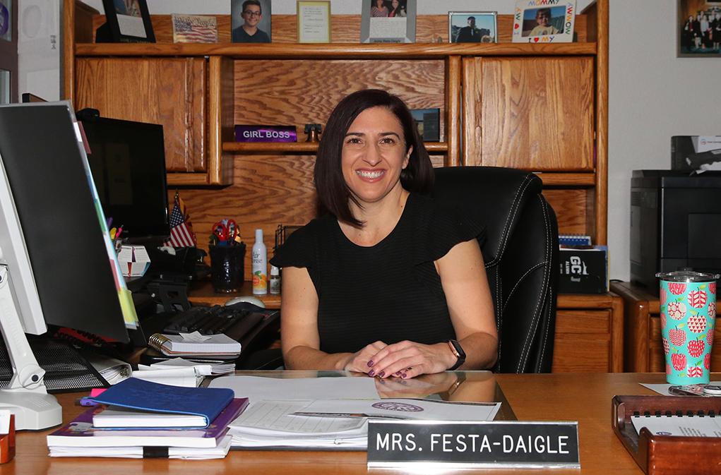 Jaime Festa-Daigle – A Native Arizonan Always Has Education In Her Sights