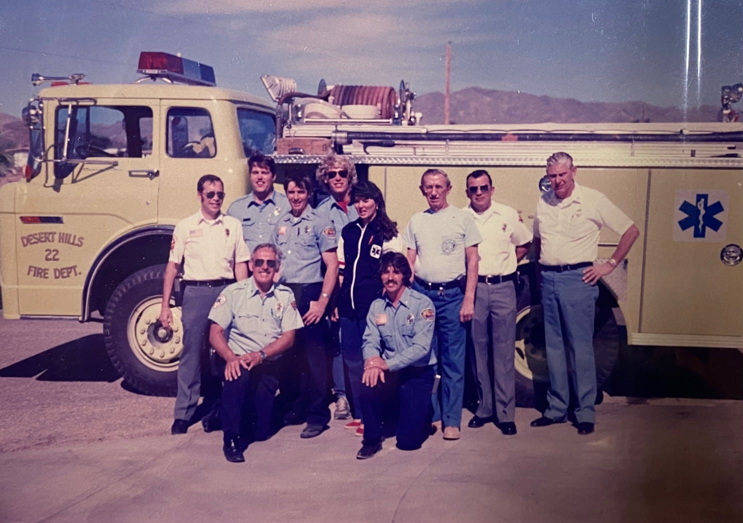 Desert Hills Fire District Celebrates 50 Years