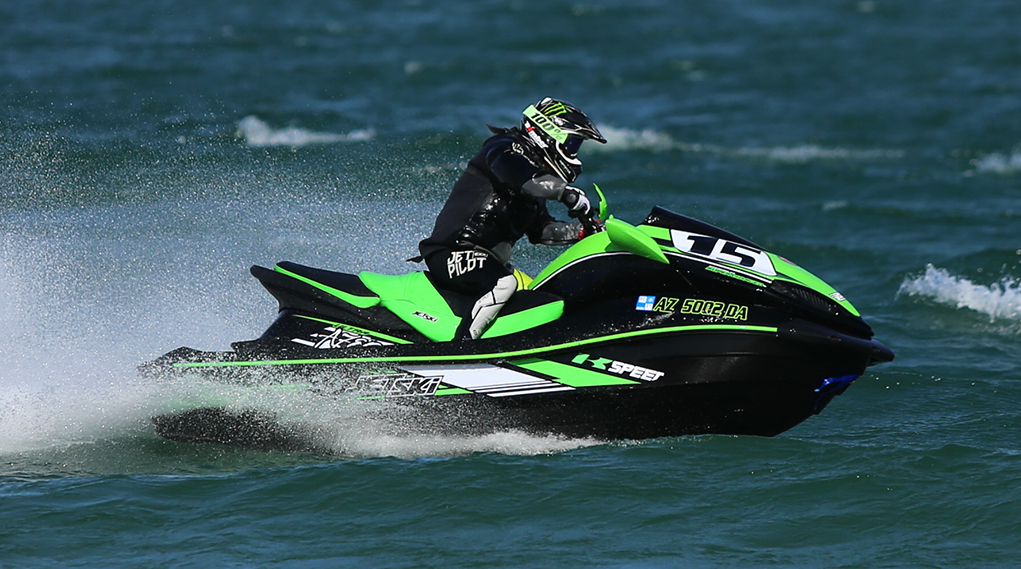 Wind Doesn't Stop Saturday Mark Hahn 300 Racing