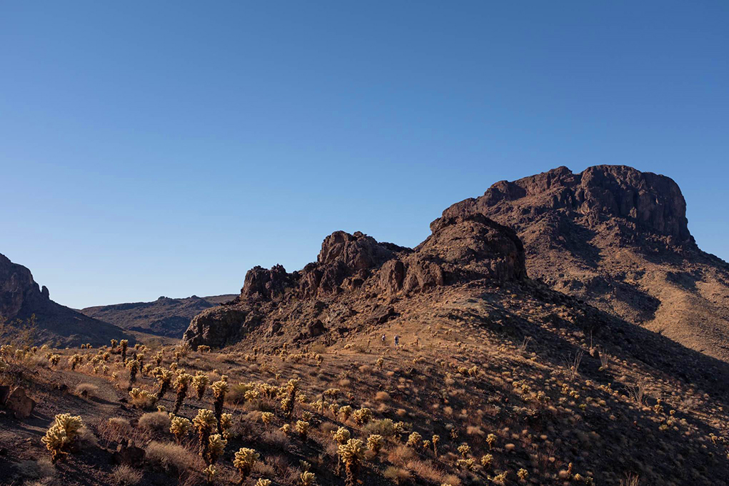 Lake Havasu Winter Weather Brings Opportunities For Hiking The Area