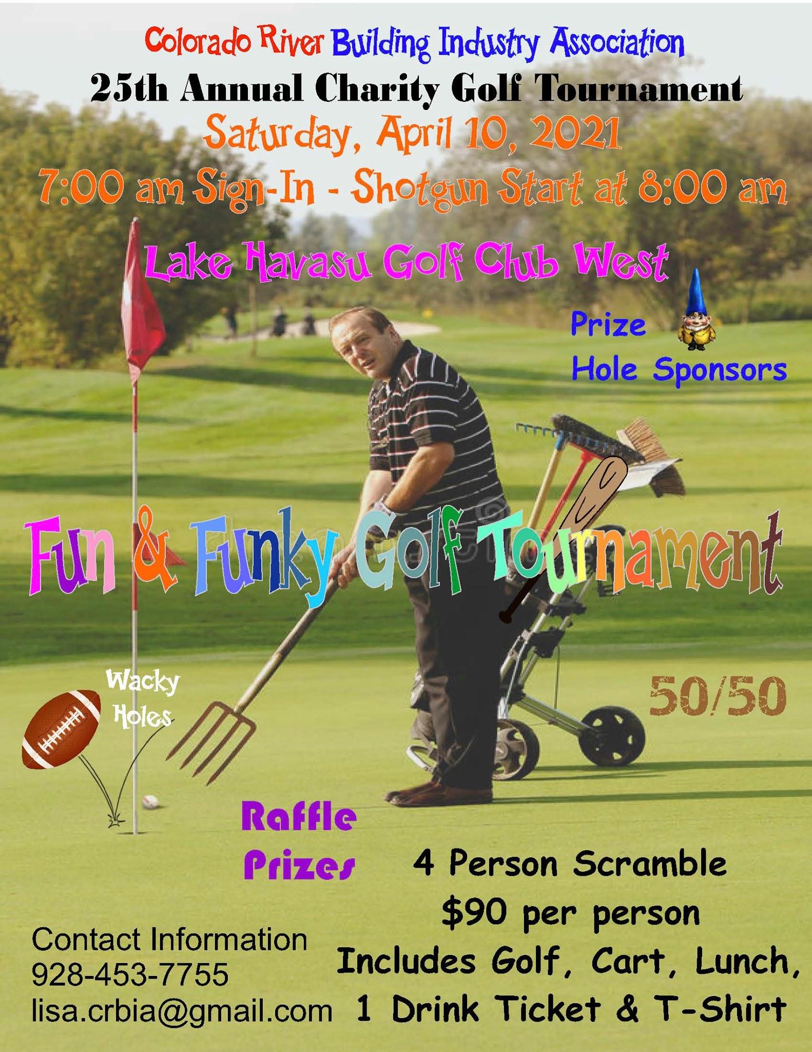 CRBIA Golf Tournament