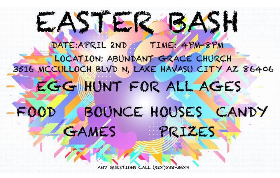 Easter Bash at Abundant Grace Church
