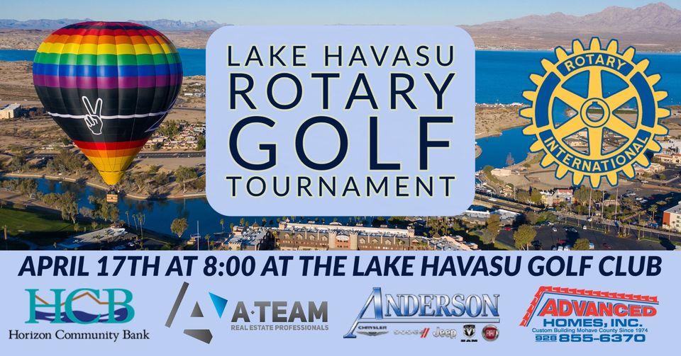 Lake Havasu Rotary Club Golf Tournament